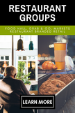 Restaurant Group Retail Project Consulting