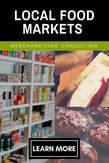 Local Food Market Retail Merchandising Consulting